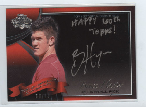 First Bryce Harper Topps 60th Anniversary Auto on eBay