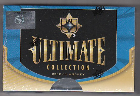 Top 15 eBay Sale: 2010-11 Upper Deck Ultimate Hockey