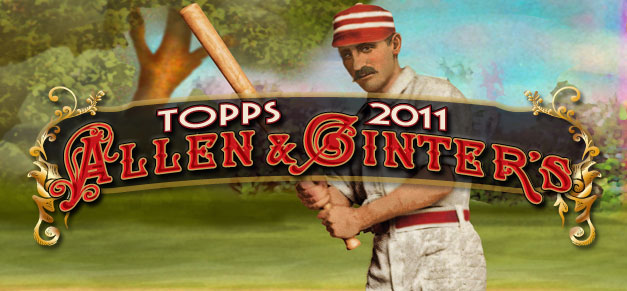 Top 25 eBay Sales: 2011 Topps Allen & Ginter Baseball