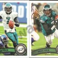 In the 2011 Topps Football release, Topps has inserted some alternative photos for some of the veteran cards in the set. The short print variations (SP) are seen on the […]