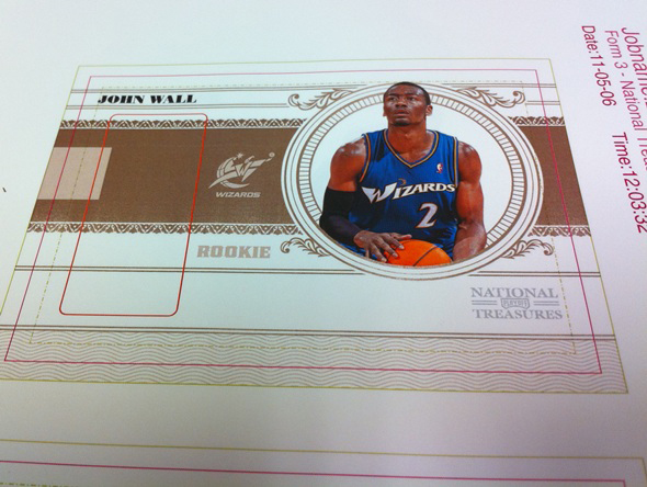 Top 25 eBay Sales: 2010-11 Panini National Treasures Basketball
