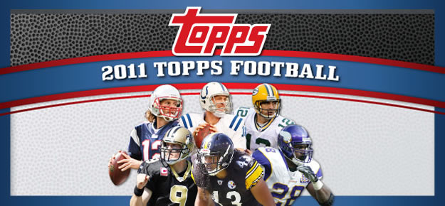 Contest: Win a hobby box of 2011 Topps Football