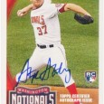 Due to an overwhelming demand for Stephen Strasburg cards during his phenomenal 2010 rookie season, Topps extended its original 660-card set by an additional card for Strasburg. Due to the […]
