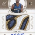 "He burst on the scene and ""Dougie'd"" his way into stardom. The electric rookie has catapulted into the elite of cardboard Gods'. His recently released [ebay:Wall+Treasures+Auto,2010-11 Panini National Treasures Rookie […]"