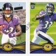 In the 2012 Topps Football release, Topps has inserted some alternative photos for some of the rookie cards in the set. The short print variations (SP) are seen on the […]