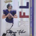 Yesterday, we brought you the Top 10 list of Colin Kaepernick Rookie Cards. Today, we are going to focus on Ravens quarterback Joe Flacco. Flacco has been the starter for...