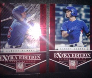 2012 Donruss Elite Albert Almora SSP
