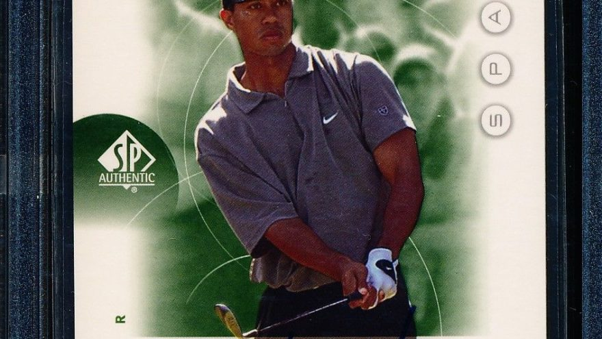 Dailywaxcards Tiger Woods Is Back